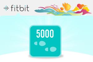 5000 Steps