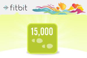 15,000 Steps
