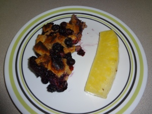 Blueberry French Toast 1