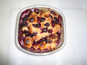 Blueberry French Toast 3