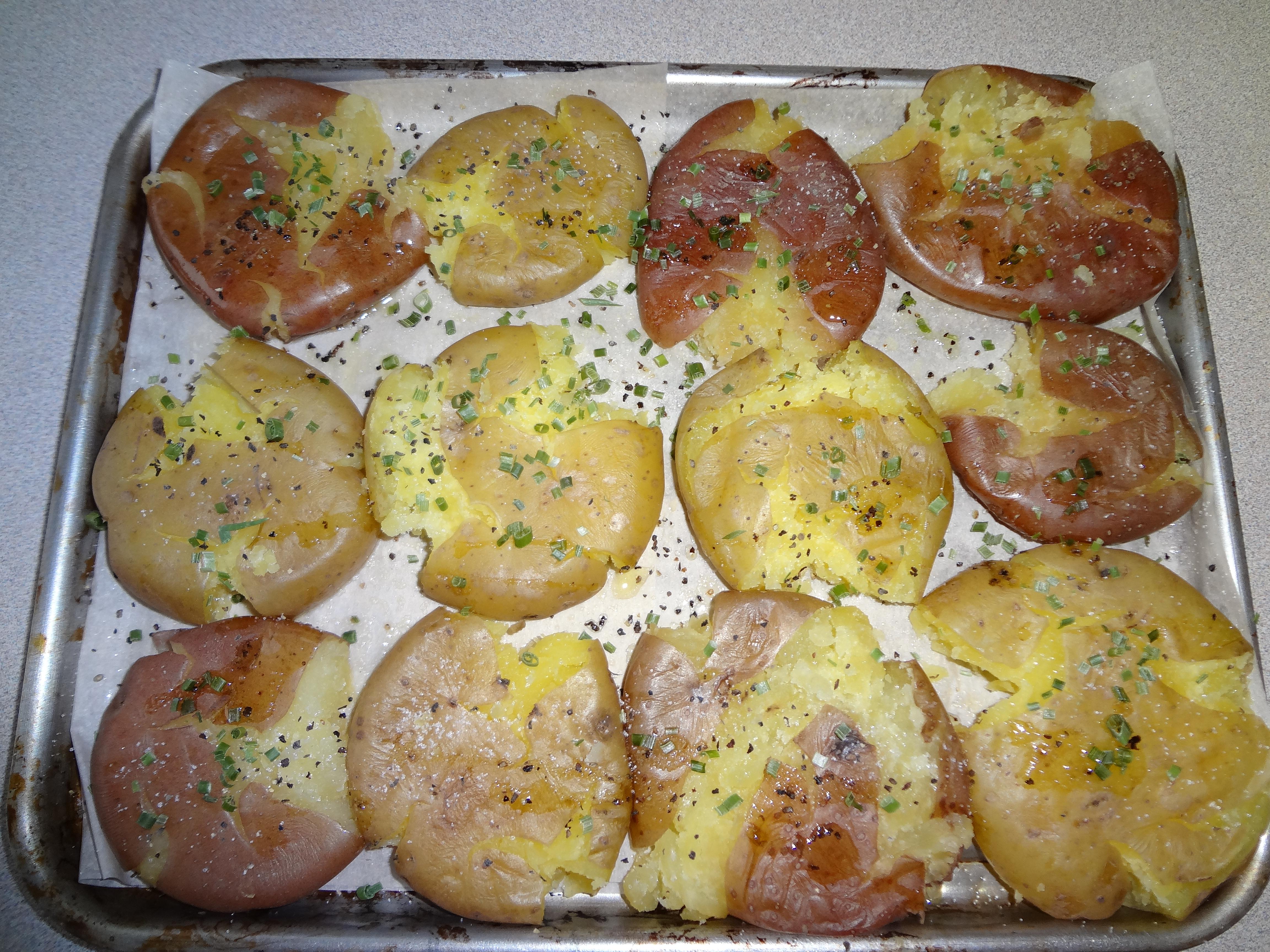 Crash Hot Potatoes Recipes — Dishmaps