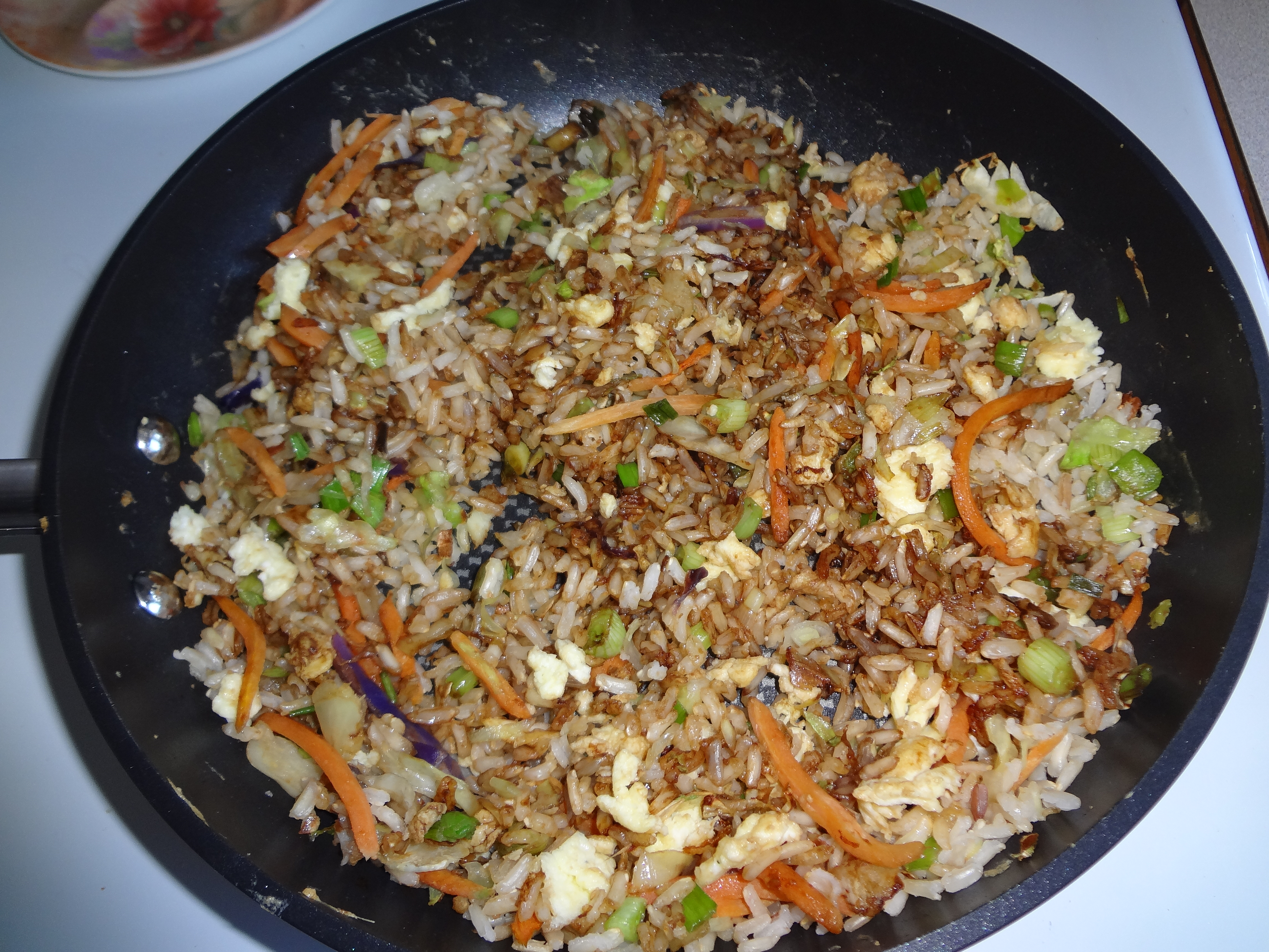 Healthy Fried Rice | Simply Filling: Simple and Filling Food Choices