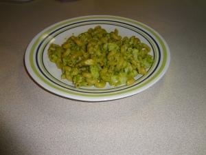 Pea Pesto 1