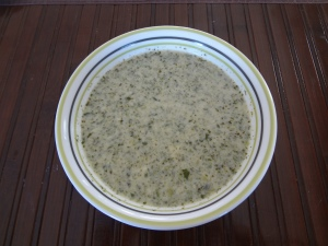 Spinach Soup 3