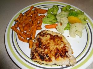 Dinner 1st