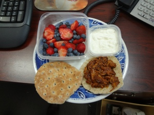 Lunch July 10
