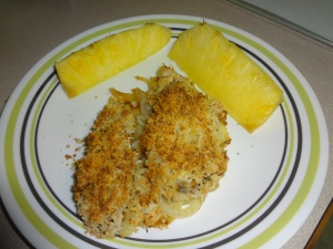 Apple & Onion Chicken 3