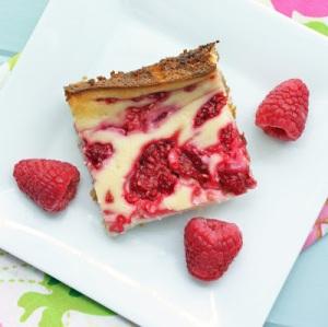 Raspberry Dessert Bar
