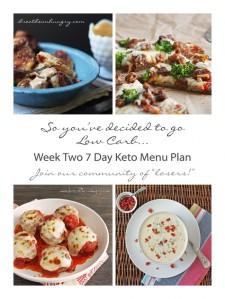 Week Two - I Breathe I'm Hungry