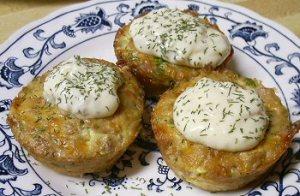 Tuna muffins